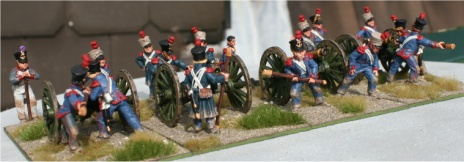 French Foot Artillery