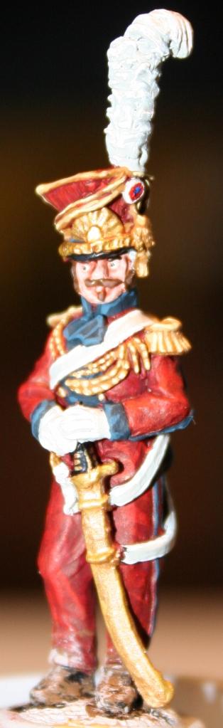 Red Lancer officer