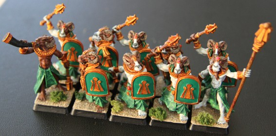 Khemru Warrior Unit