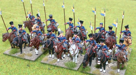Brandenburg Uhlanen group shot 1