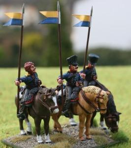 Brandenburg Uhlanen troopers 2
