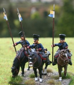 Brandenburg Uhlanen troopers 3