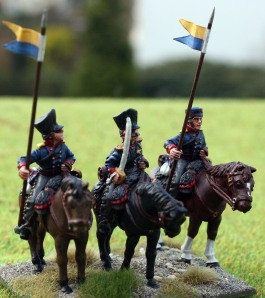 Brandenburg Uhlanen troopers 4