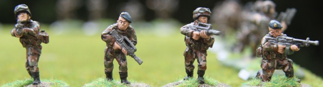 Modern French Squad # 2 (D&P)