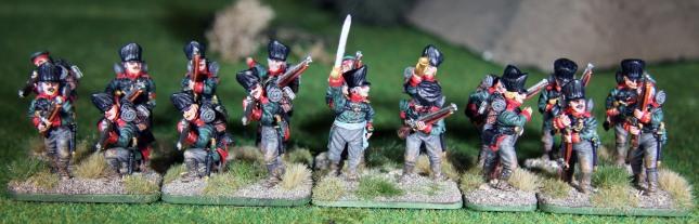 Ostpreußisches Jägerbattalion - Gardejägerbattalion