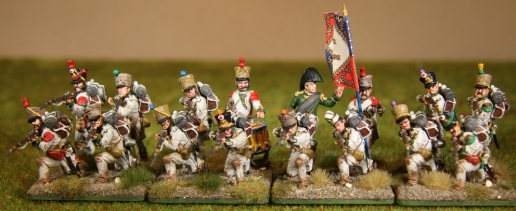 Régiment Joséph Napoleon - Régiment Éspanol