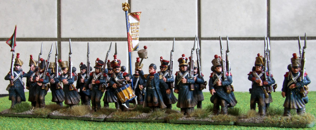 La Bricole Painting Competition (Part 4) / 4th Marine Regiment
