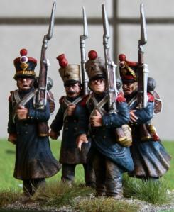 4e - 1 régiment d'infanterie de marine 2nd stand