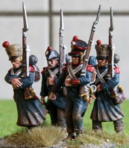 4e - 1 régiment d'infanterie de marine 3rd stand