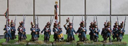 4e - 1 régiment d'infanterie de marine