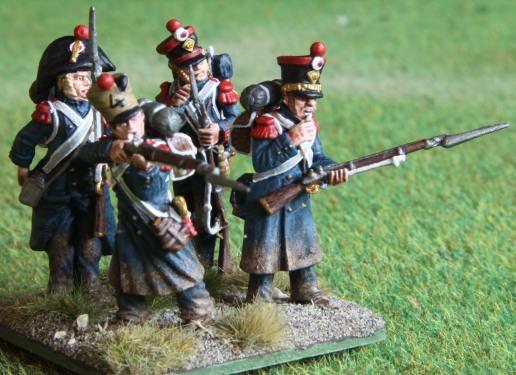 4e - 3 Régiment d'Artillerie de la marine 4th stand