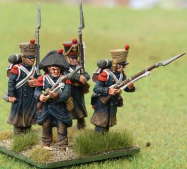 4e - 2 Régiment d'Artillerie de la marine 1st stand
