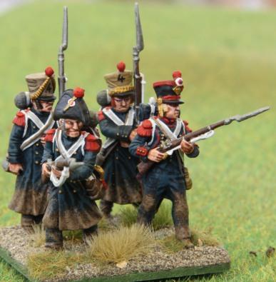 4e - 2 Régiment d'Artillerie de la marine 5th stand