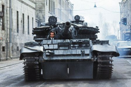 T55 from Goldeneye