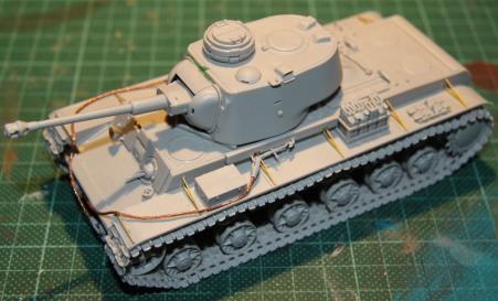 Pz.Kpfw. KV-1 756r (WIP)