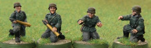 Wehrmacht PaK crew (VFM Miniatures)