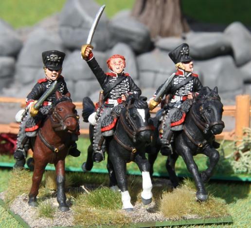 2te Preussische Leibhusaren (1st stand)