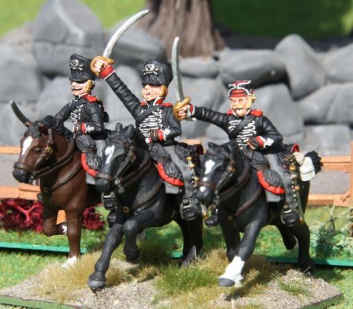 2te Preussische Leibhusaren (2nd stand)