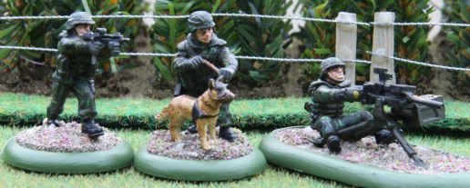 Bundeswehr forcemultipliers