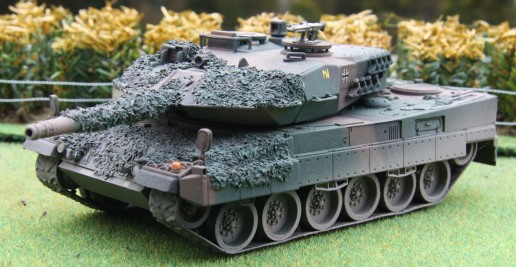 Bundeswehr Kampfpanzer Leopard II A5 (KWS II)