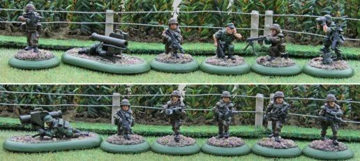 Bundeswehr Panzergrenadiergruppe 1