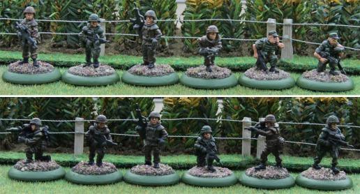 Bundeswehr Panzergrenadiergruppe 2