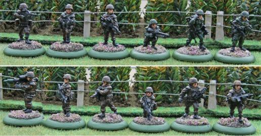 Bundeswehr Panzergrenadiergruppe 3