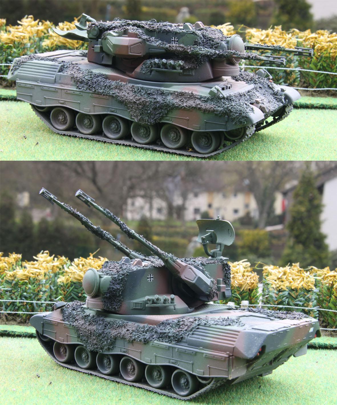 Bundewswehr Flakpanzer Gepard