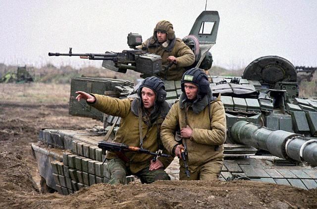 Russian Tankers
