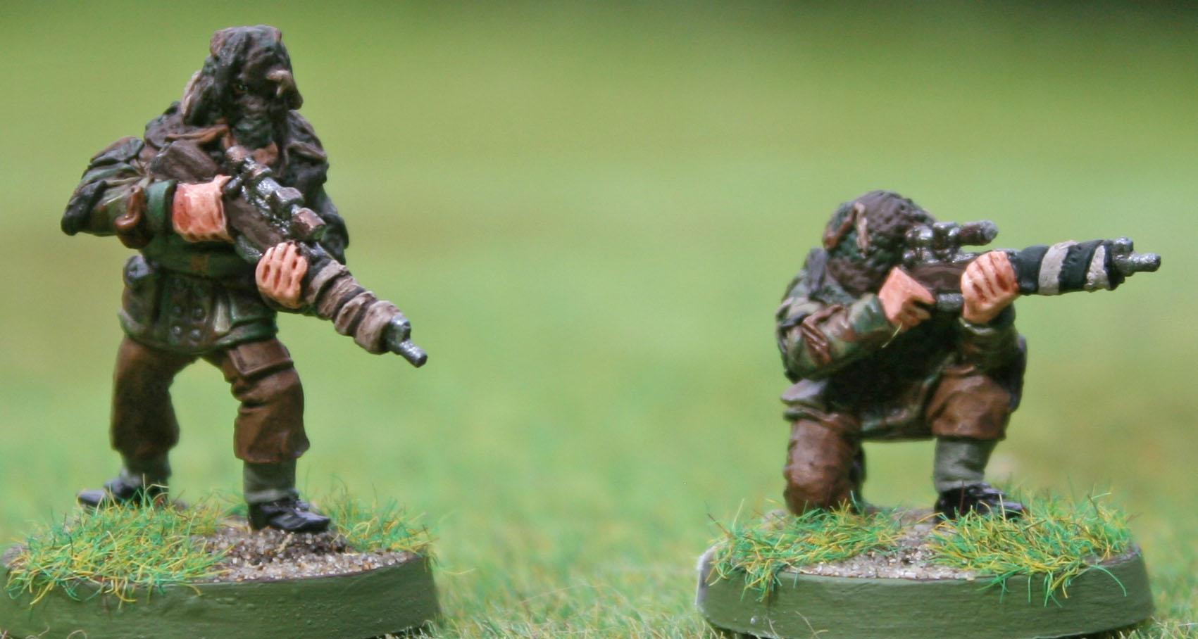 Warlord Games Bolt Action World War 2 British Scout Historie Humber Spähwagen Miniatur