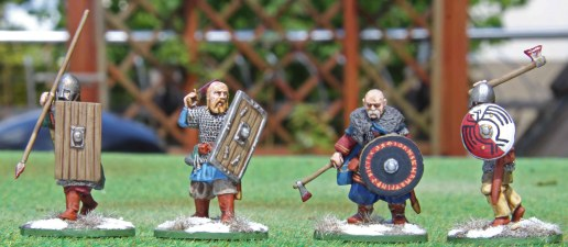 Jarl Sigvaldi and the Jomsvikings