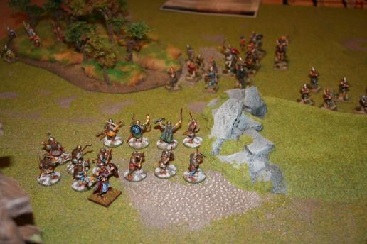 Left Flank Round 2