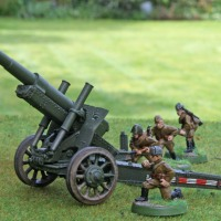 WW II Soviets (Part 1: guns and soft skins)