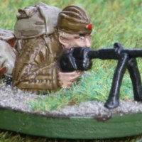 WW II Soviets (Part 3: boots on the ground)