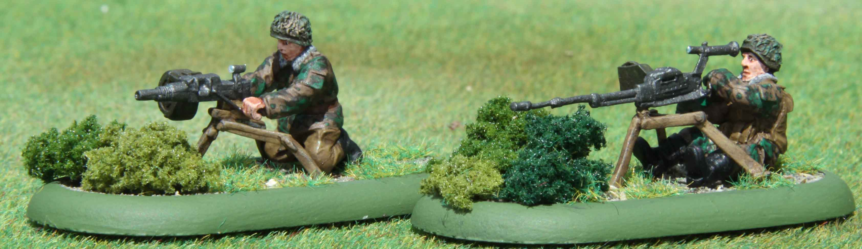 Russian DShK and AGS 17 (Red Star Miniatures)