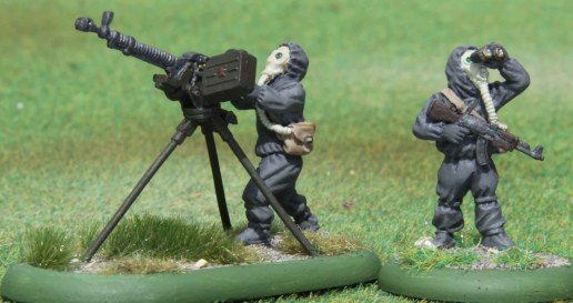 Russian NBC DShK A³ Machinegun (Eureka Miniatures)