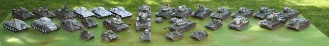 Soviet Armour