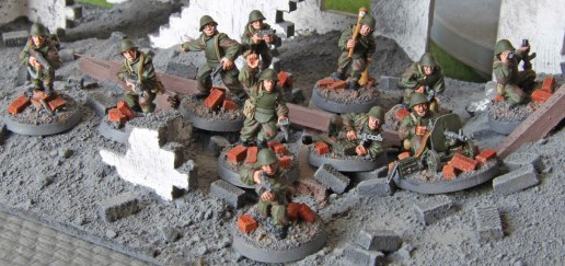 Soviet Assault Engineers (group shot) 2