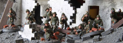 Soviet Assault Engineers (group shot)