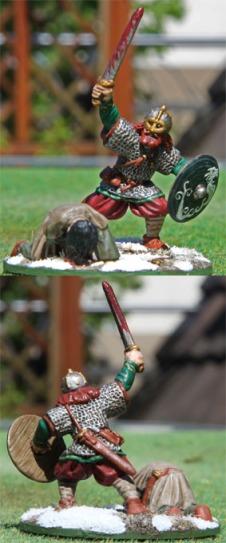Viking Warlord Jarl Thorson