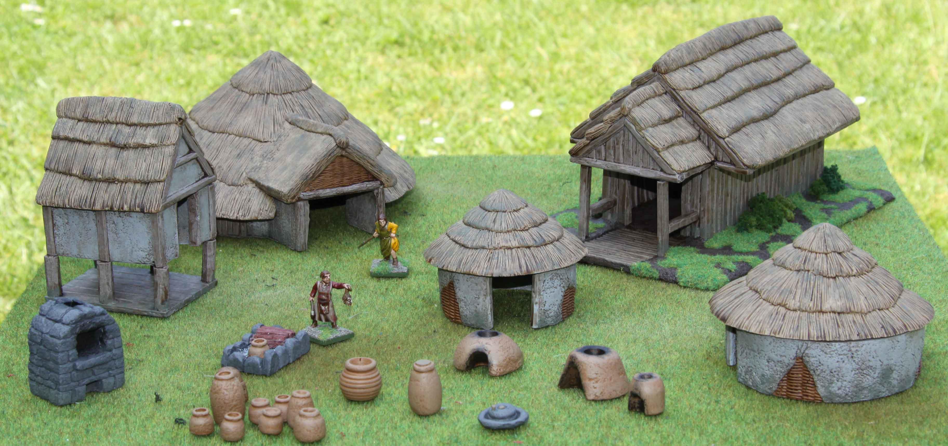 Ancient Celtic Women S Clothing