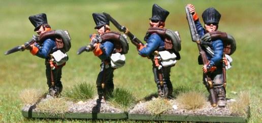 2te Ostpreußische Fuisiliere, 4th stand
