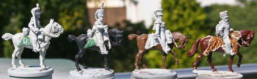 Lord Uxbridge and ADC´s (WIP 1)