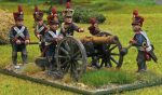 Offensive French Artillery finished
