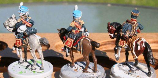 Lord Uxbridge and ADC´s (WIP 4 back)