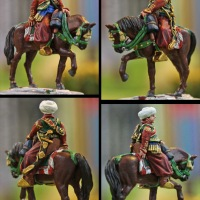 Napoleons command base, step two, Mameluke Ali