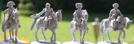 Minis for the Napoleon base