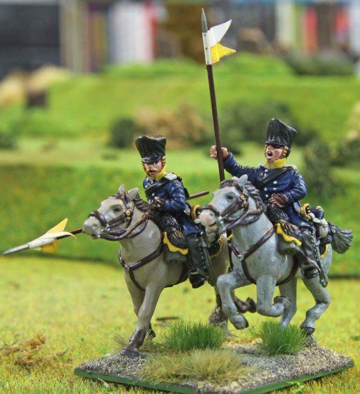 5te Schlesische Landwehr Kavallerie (1st base)