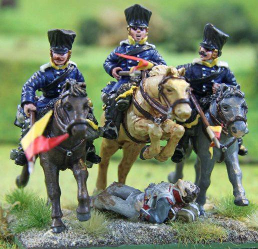 5te Schlesische Landwehr Kavallerie (2nd base)