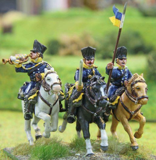 5te Schlesische Landwehr Kavallerie (command base)